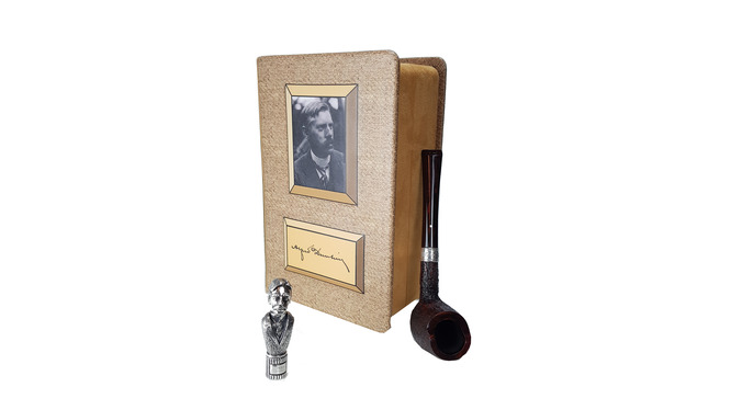 Dunhill - The White Spot Limited Edition Pfeifen